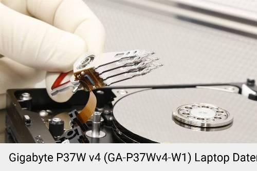Gigabyte P37W v4 (GA-P37Wv4-W1) Laptop Daten retten