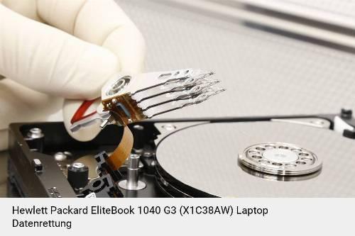 Hewlett Packard EliteBook 1040 G3 (X1C38AW) Laptop Daten retten