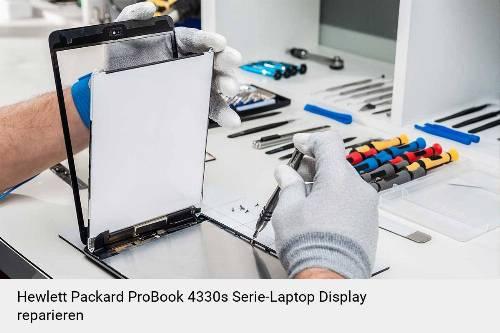 Hewlett Packard ProBook 4330s Serie Notebook Display Bildschirm Reparatur