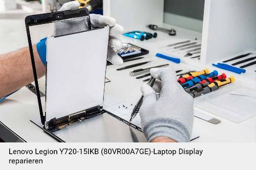 Lenovo Legion Y720-15IKB (80VR00A7GE) Notebook Display Bildschirm Reparatur