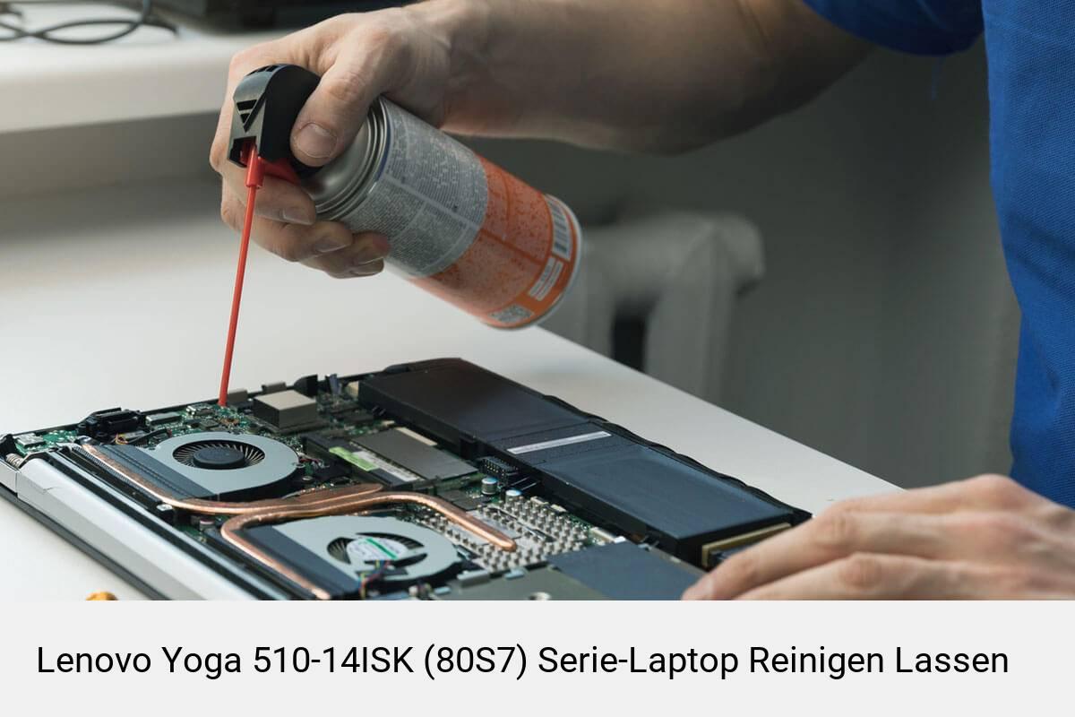Lenovo Yoga 510 14isk 80s7 Serie Notebook Reparatur Laptop Reparatur Werkstatt