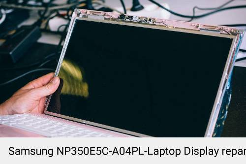Samsung NP350E5C-A04PL Notebook Display Bildschirm Reparatur