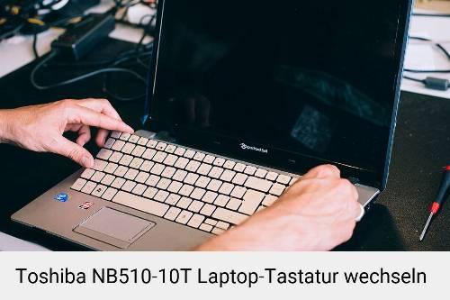 Toshiba NB510-10T Laptop Tastatur-Reparatur
