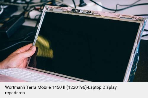 Wortmann Terra Mobile 1450 II (1220196) Notebook Display Bildschirm Reparatur
