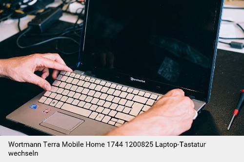 Wortmann Terra Mobile Home 1744 1200825 Laptop Tastatur-Reparatur