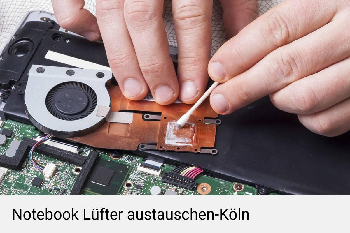 Laptop Lüfter Reparatur Köln